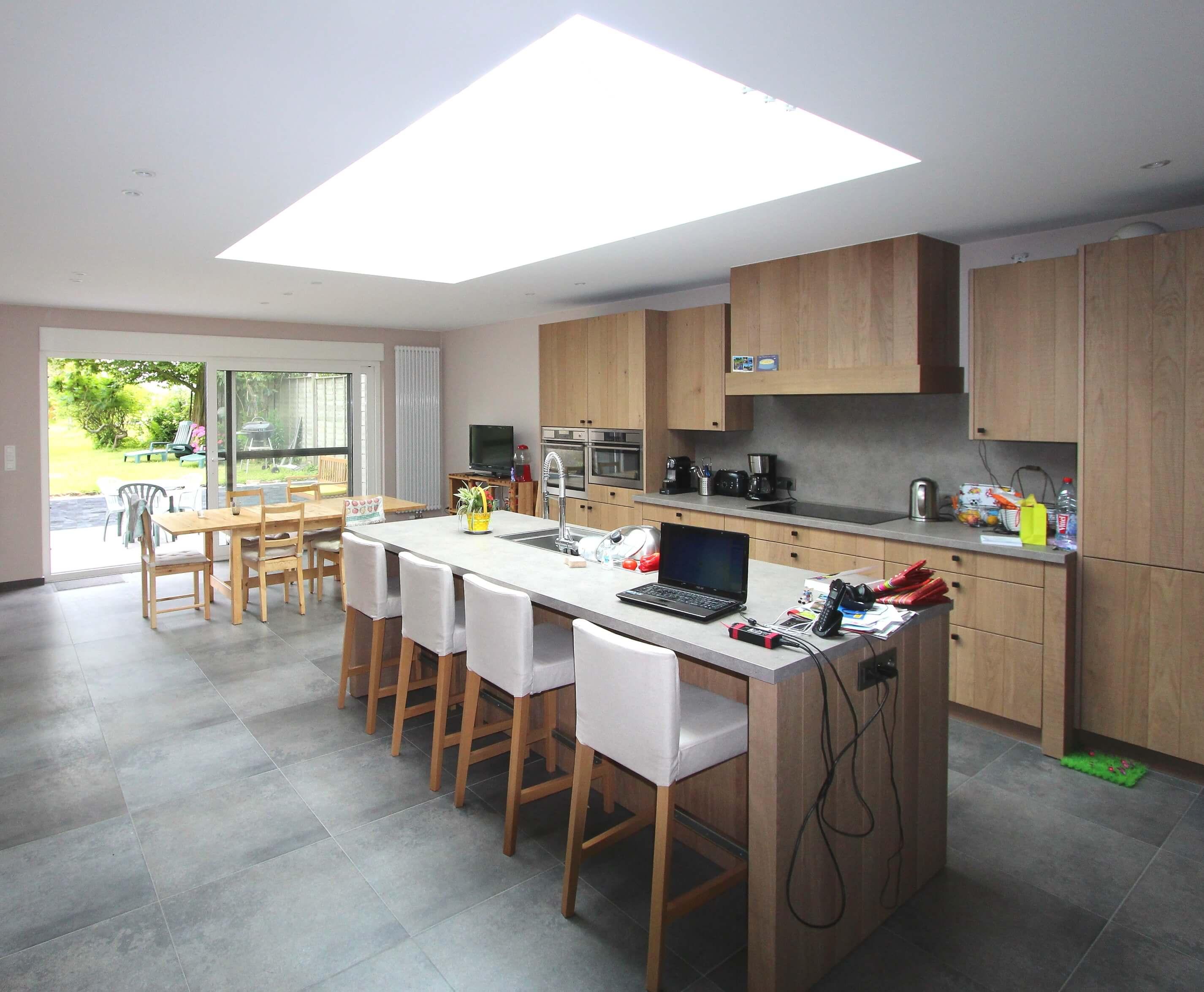 nieuwe keuken laten plaatsen